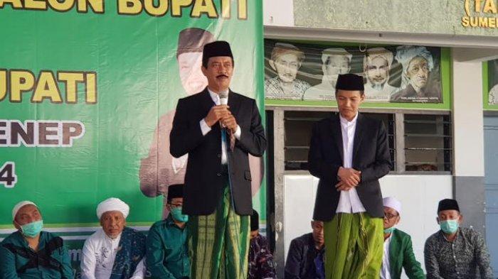Didukung 6 Partai Politik, Fattah Jasin – Ali Fikri Warits Deklarasi Maju Pilkada Sumenep 2020