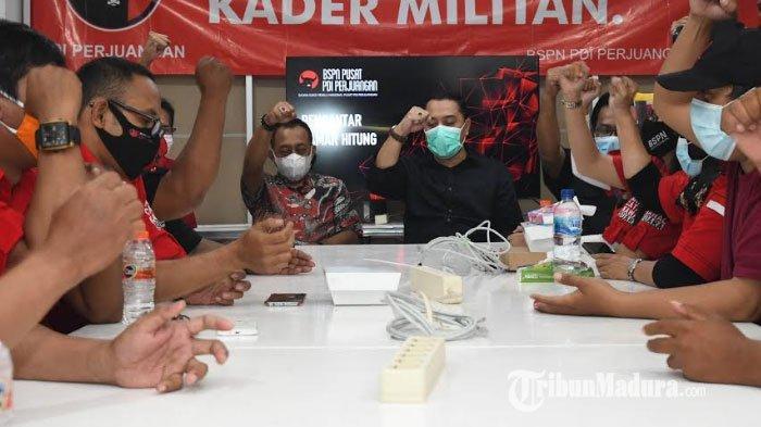 Eri Cahyadi-Armuji Menang Pilkada Surabaya 2020, Saksi PDI Perjuangan Lanjut Kawal Pemilu 2024