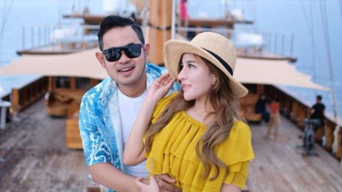 Pasangan Crazy Rich Malang Gilang Widya Pramana dan Shandy Purnamasari