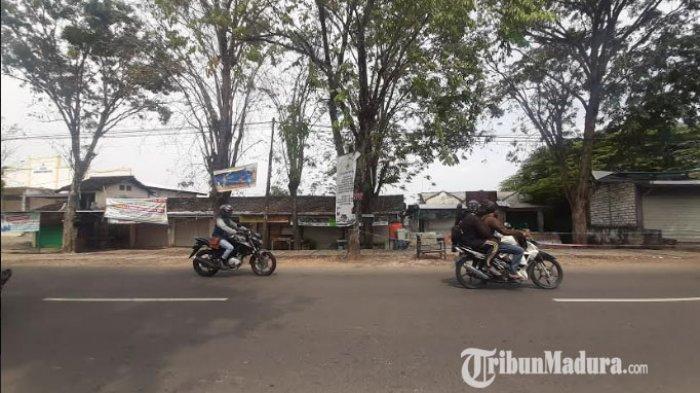 Jalani Rapid Test, 10 Pedagang Reaktif Covid-19, Pasar Benjeng Kabupaten Gresik Ditutup Sementara