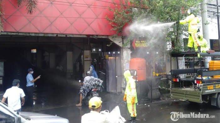 Sempat Ditutup 2 Pekan, Pasar Kapasan Surabaya Dibuka Kembali, Langsung Diserbu Para Pengunjung