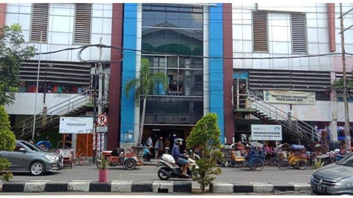 BREAKING NEWS -Satu OrangPositif Virus Corona, Pasar Kapasan Surabaya Ditutup Dua Pekan