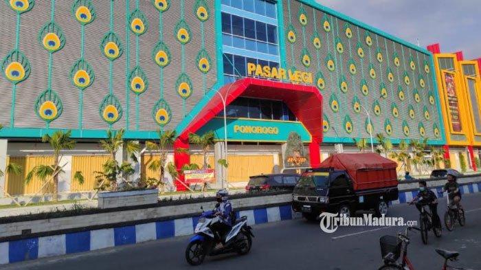 Boyongan Pedagang ke Pasar Legi Ponorogo Dilakukan Besok, Pasar Dibuka untuk Umum Sebulan Kemudian