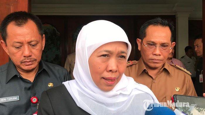 Bupati Sidoarjo Ditangkap KPK, Gubernur Jatim Khofifah Langsung Bereaksi Cepat Amankan Proyek 292 T