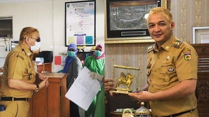 Pasha Ungu Pakai Seragam & Berambut Pirang Jadi Sorotan Netizen, sampai Dijuluki 'Pejabat Nyentrik'