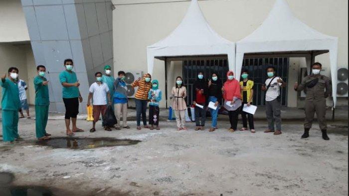 UPDATE CORONA di Kabupaten Gresik: 12 Pasien Sembuh dari Covid-19 dan Diperbolehkan Pulang