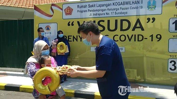 Tekan Penularan di Klaster Keluarga, Asrama Haji Surabaya Jadi Tempat Isolasi Pasien OTG Covid-19