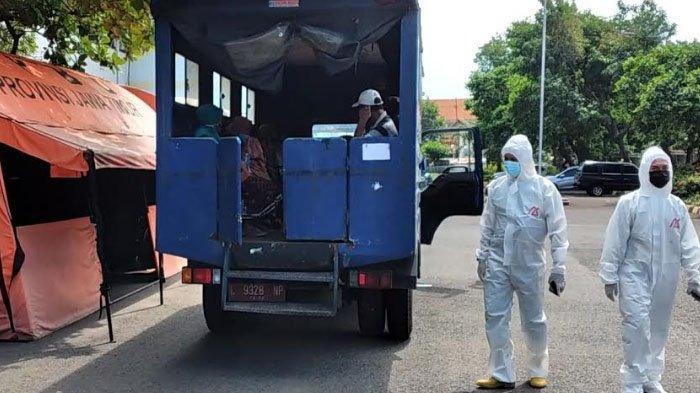 Varian Baru Virus Corona Ditemukan di RS Lapangan Indrapura, Berasal dari 3 Pasien Klaster Bangkalan