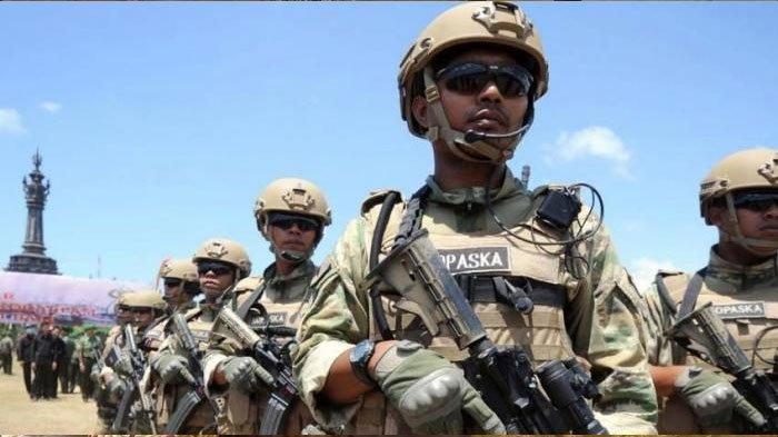 Deretan Pasukan Elit Dunia Tampil Garang dan Menyeramkan, Pasukan Kopaska TNI AL Juga Termasuk