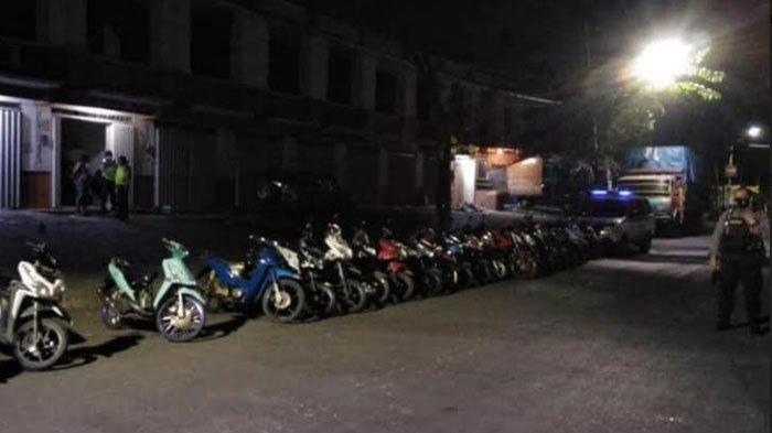 Puluhan Remaja di Surabaya Diamankan Polisi, Manfaatkan Tren Bersepeda Jadi Ajang Balap Liar