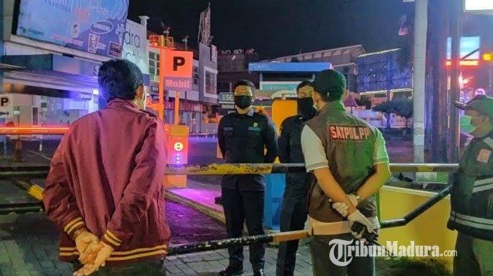 Selama PPKM, Jam Operasional Mal di Kota Kediri Sampai Pukul 19.00 WIB