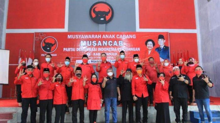 Hasil Survei Catat Elektabilitas PDIP Masih Tinggi, DPD Jatim Makin Getol Roadshow Keliling Daerah