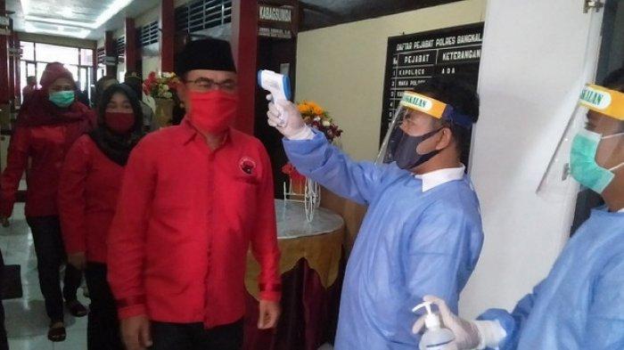 BREAKING NEWS - PDIP Bangkalan Full Team Adukan 5 Akun Medsos Provokatif & Sudutkan Partai ke Polisi