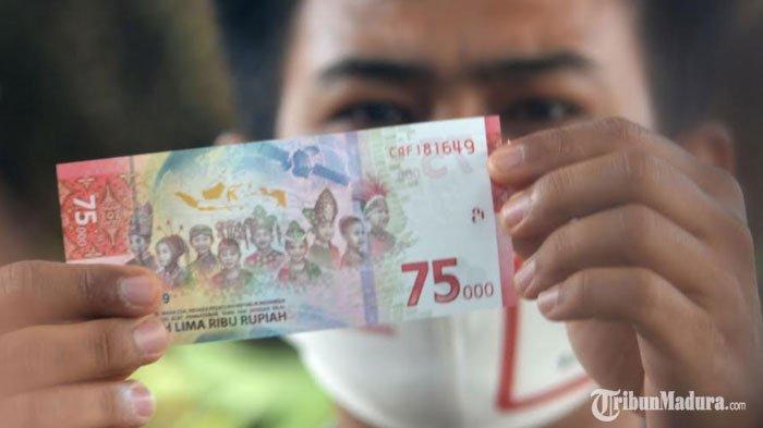 BREAKING NEWS - Masa Penukaran Uang Baru Rp 75.000 di Jember Diperpanjang, Cek Lokasi dan Waktunya