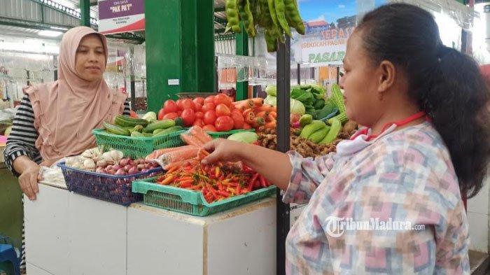 Harga Cabai Rawit di Pasar Tradisional Kota Malang Naik, Pedagang Keluhkan Turunnya Omzet Penjualan