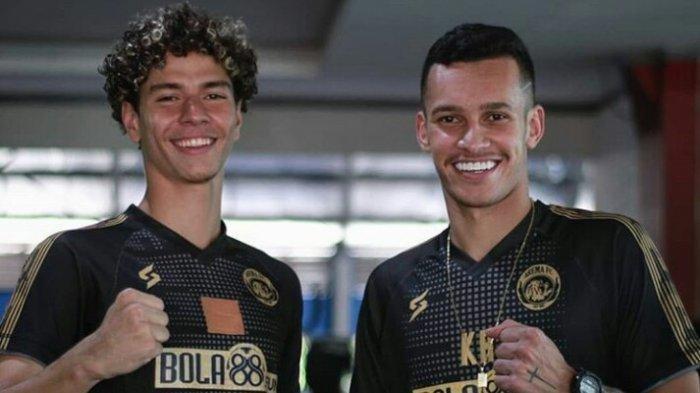 Resmi Rekrut Dua Pemain Muda Asal Brasil, Arema FC Investasi untuk Naturalisasi