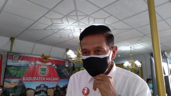 Aturan PPKM Level 3 di Kabupaten Malang, Lampu Jalanan Dimatikan, Tapi Warga Boleh Makan di Tempat