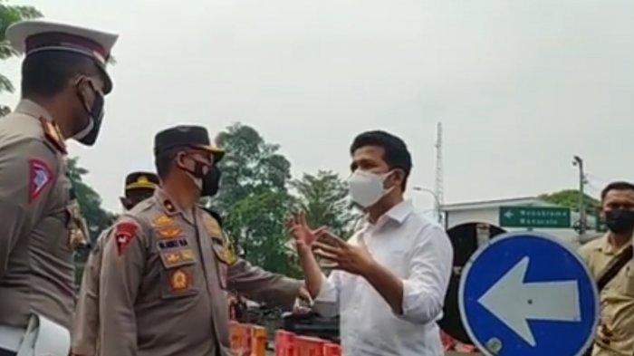 Hari Pertama PPKM Darurat di Surabaya, Emil Dardak Temukan Warga Berpergian Tanpa Alasan Mendesak