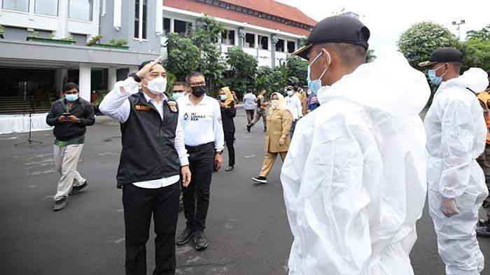 Kota Surabaya Siap Jalankan PPKM Darurat, Ini Permintaan Wali Kota Eri Cahyadi kepada Warga