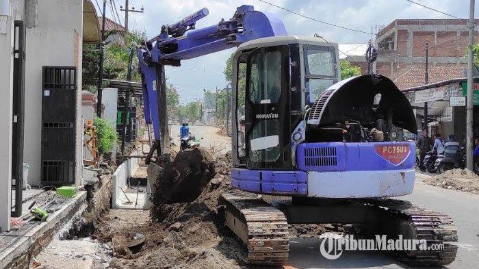 Atasi Masalah Genangan, DPUPR Kota Blitar Usulkan Anggaran Dana Rp 8,9 M untuk Penataan Saluran Air