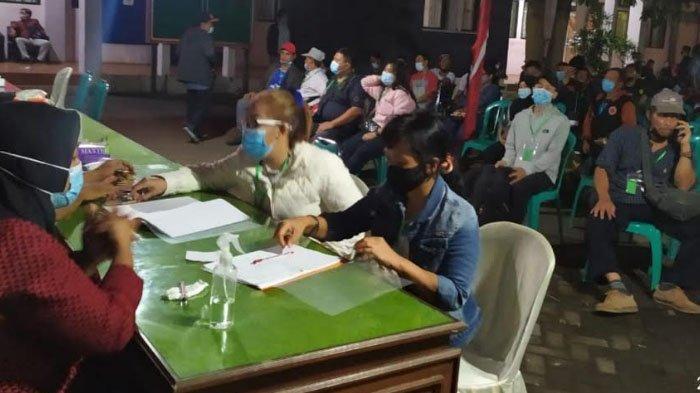 Satu Pekerja Migran Asal Tulungagung Positif Covid-19, Anak dan Istrinya Ikut Isolasi di Surabaya