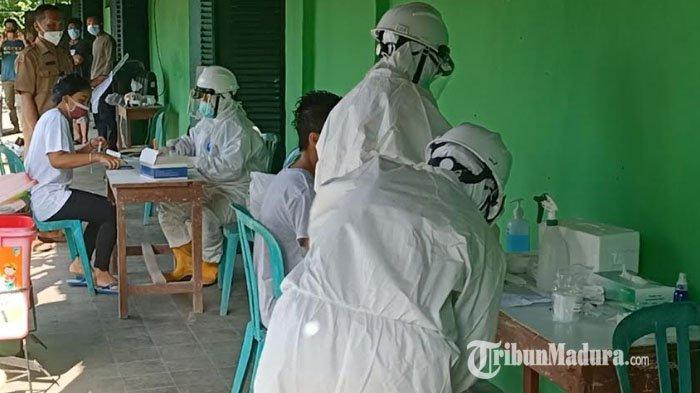 Pekerja Migran Tiba di Kabupaten Kediri, 7 Orang Positif Covid-19, BPBD: Jangan Ada Varian Baru