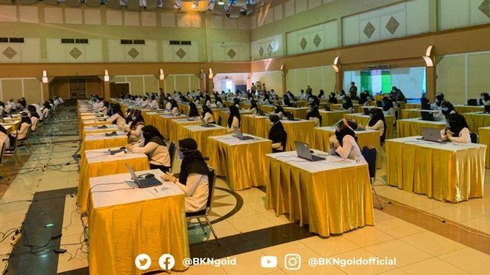 Soal Tes SKD CPNS 2021 Berjumlah 110 Butir, Simak Rincian Passing Grade Tiap Kebutuhan Formasi