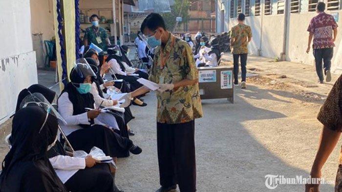 Tes SKB CPNS 2019 di Pamekasan Dimulai Hari Ini, Peserta Wajib Hadir 90 Menit Sebelum Ujian