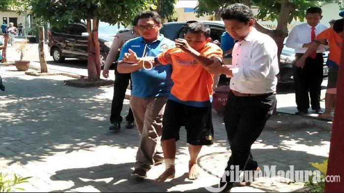 11 Kali Dengan Mudah Mencuri Motor di Berbagai Lokasi di Bangkalan, Dua Peluru Akhiri Aksi Munili