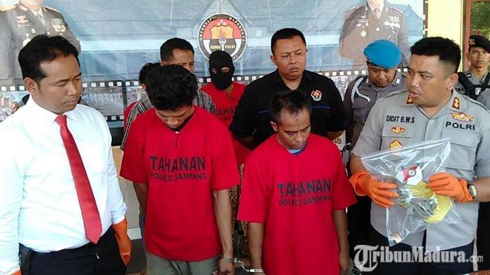 Dendam Ditegur Saat Mengambil Daun Nangka, Pria di Sampang Ajak Temannya Mencuri Sapi Milik Korban