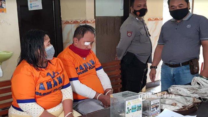 Terjerat Utang Bank Titil, Pasutri Magetan Bobol 3 Warung dalam Semalam, Tak Sadar Ada yang Menginap
