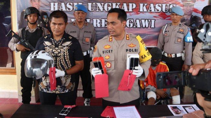 BREAKING NEWS - Pelaku Pembunuhan Pemandu Lagu Cantik Ngawi Ditangkap di Sidoarjo: Begini Sosoknya