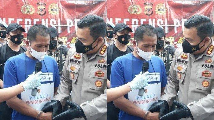Asmara Sopir Angkot dengan Janda Penjual Nasi Berujung Maut, Anak Korban Sempat Teriak