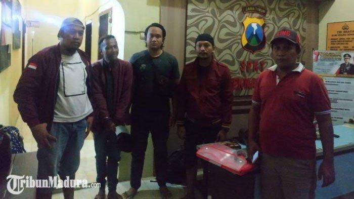 Sempat Kabur ke Pulau Masalembu Sumenep, Dua Residivis Penggelapan Motor Ditangkap Polisi