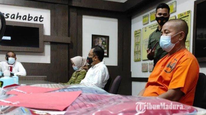 Predator Anak Blitar Bermodus Tak Beri Uang Kembalian Belanja, 5 Tahun Cabuli 6 Anak di Kamar Salat