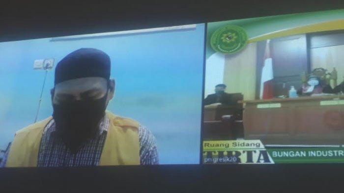 Pria di Gresik Beraksi Bobol Puluhan Kotak Amal Masjid, Warga Kaget Pelaku Bermodal 'Senjata' ini
