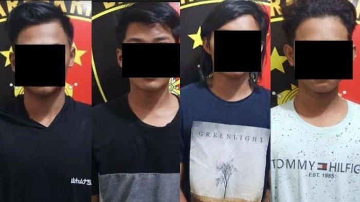 Tiga Pelajar Curi Delapan Laptop di Sekolah MI di Mojokerto, Pemuda 19 Tahun Jadi Otak Pelakunya