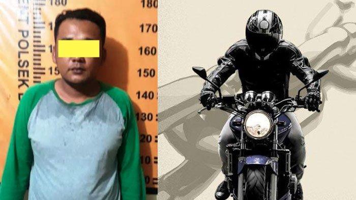 Pria Kaya Curi Honda Vario dan Jadi Buronan 4 Tahun, Namun Ditangkap Saat Jualan Telur, Dijebak