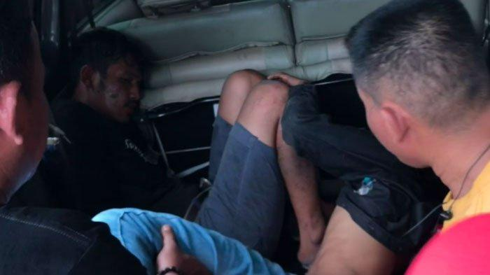 Tak Lama setelah Beraksi, Dua Maling Motor di Surabaya Masuk Rumah Sakit, Babak Belur Dihajar Warga