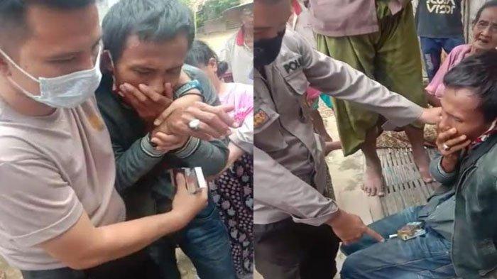 Terciduk Curi Rokok dan Uang, Pria Sampang Nyaris Diamuk Massa, Awalnya Mondar-mandir di Depan Toko