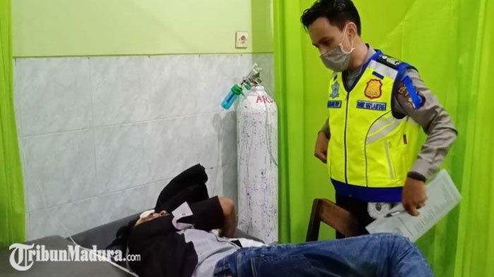 Bawa Motor Honda Vario Curian dari Surabaya ke Bangkalan, Aksi Pencuri Berakhir Usai Tabrak Bocah