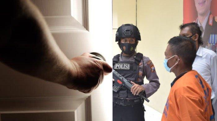 Tragedi Berdarah di Kamar Rumah Janda Sidoarjo, Kakek Nenek Tergeletak Tanpa Busana, Warga Berteriak