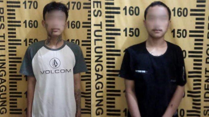Candra Dwi Santoso Gagalkan Rencana Pencabulan Gadis 17 Tahun & Dikeroyok 2 Anak Punk di Tulungagung