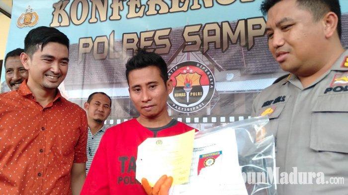 Gara-gara Air Mineral, TKI di Malaysia asal Sampang ini Ditangkap Polisi saat mau Balik Negeri Jiran
