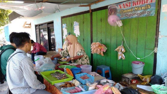 Nasi Kobel Makanan Nelayan Khas Sampang yang Murah Meriah,  Disukai PNS dan Polisi Hingga Pejabat