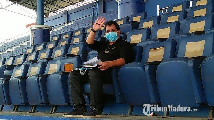 Manajemen Arema FC Resmi Tidak Perpanjang Kontrak Pelatih Carlos Oliveira