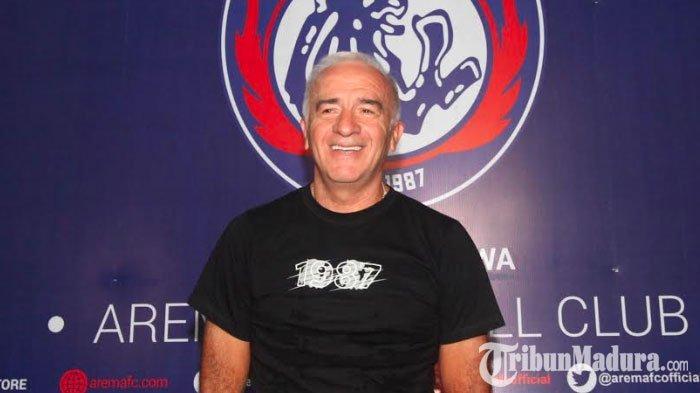 Arema FC Ungkap Kriteria yang Wajib Dimiliki Sosok PenggantiMario Gomez, Tak Cuma Teknik Melatih
