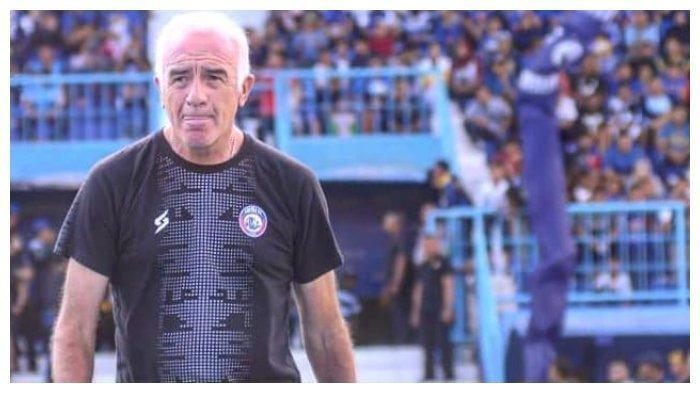 Tanggapan Mario Gomez soal Arema FC yang Dipermalukan Persib Bandung di Hadapan Ribuan Aremania
