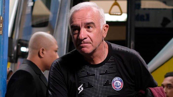Mario Gomez Ketakutan saatAsistenPelatih Arema FC Beri Pengakuan Mengejutkan, Akhirnya Tak Terduga