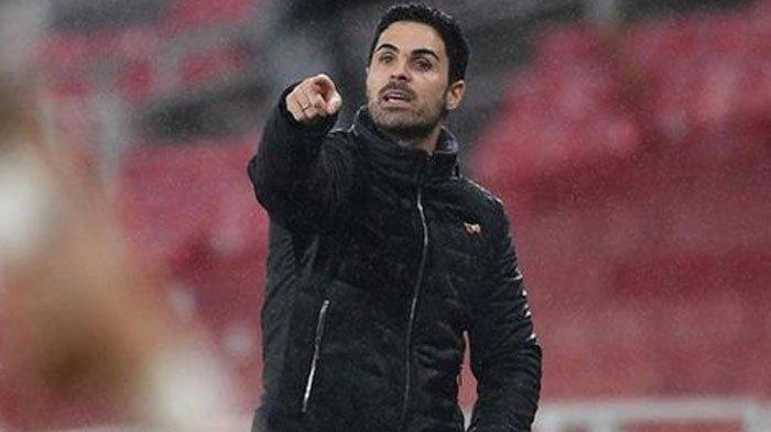 Impian Pelatih Arsenal yang Ingin Hijrah ke PSG, Mikel Arteta Ungkap Penyebab dan Kedekatan